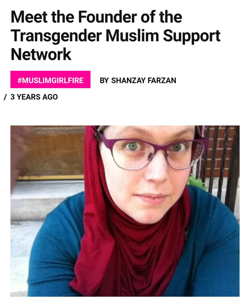 MuslimGirl and Friends Wage Ideological War on the Muslim