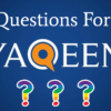 Imam Omar Suleiman, Which LGBT Rights Do You and Yaqeen Want Muslims to Support?